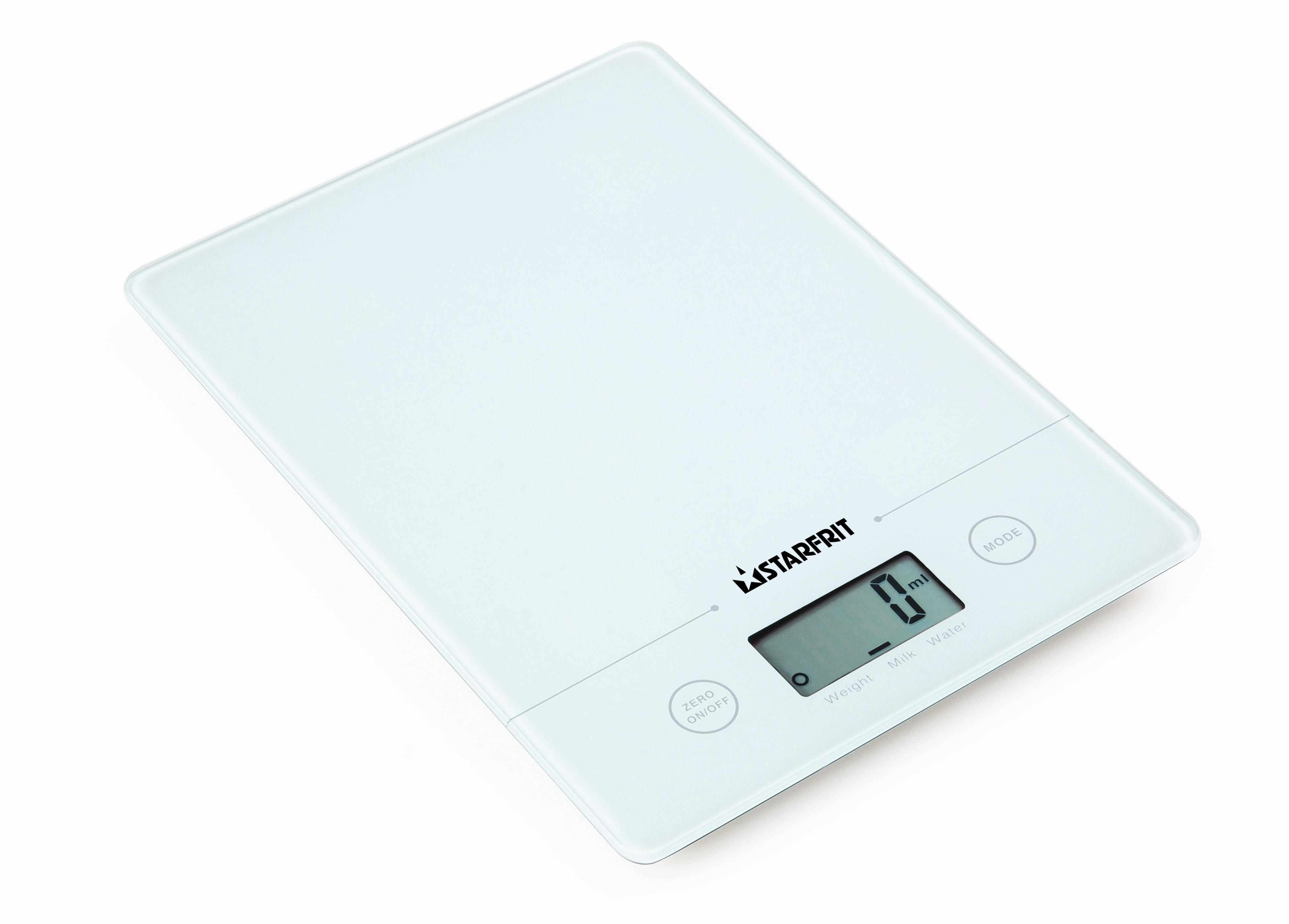 Nice Digital Kitchen Scale. UPC 069858937517 Starfrit 093751 ...