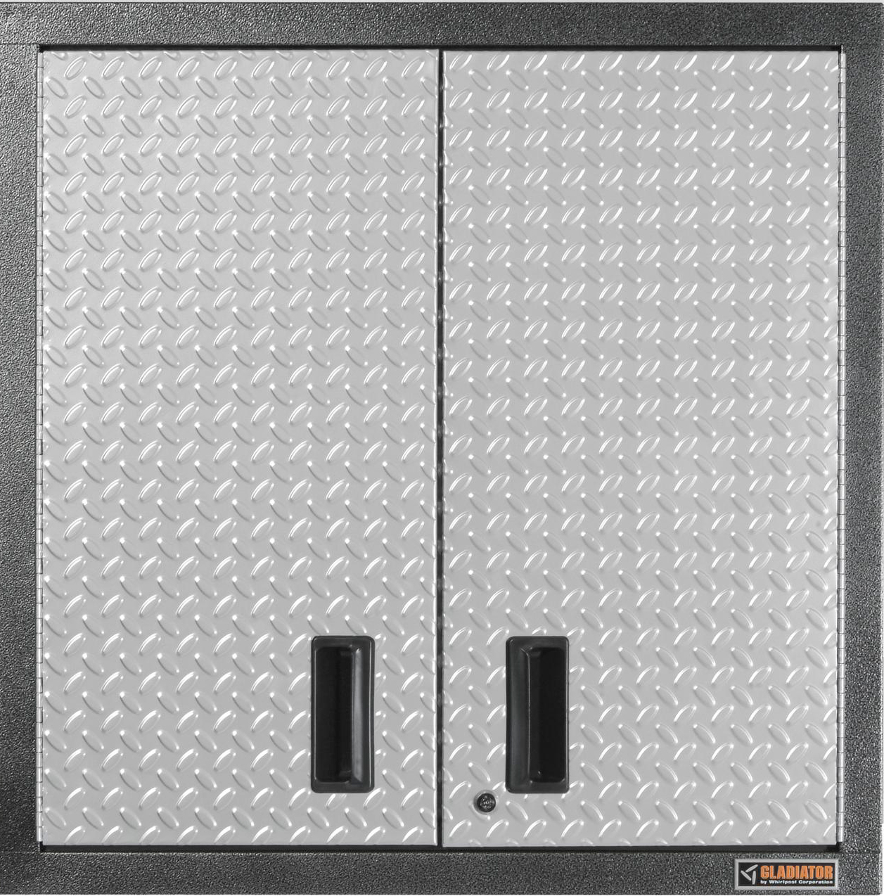 Metal Wall Cabinets Gladiator Premier Series Pre Assembled 30 In H X 30 In W X 12 In