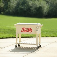 Pepsi Pepsi 80qt Patio Cooler - Outdoor Living - Patio ...