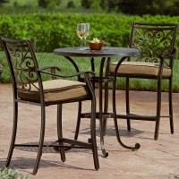 Balcony Height Bistro Set: Make the Most of Outdoor Living ...