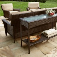 Ty Pennington Style Parkside Console Table - Outdoor ...