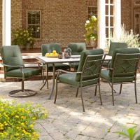 Jaclyn Smith Clermont 6 Dining Chairs- Green - Limited ...