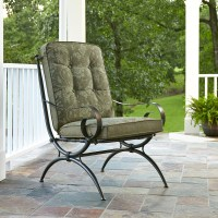 Jaclyn Smith Cora Single Dining Chair- Green - Outdoor ...