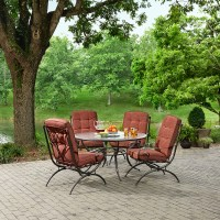 Jaclyn Smith Cora 4 Dining Chairs- Red - Limited ...