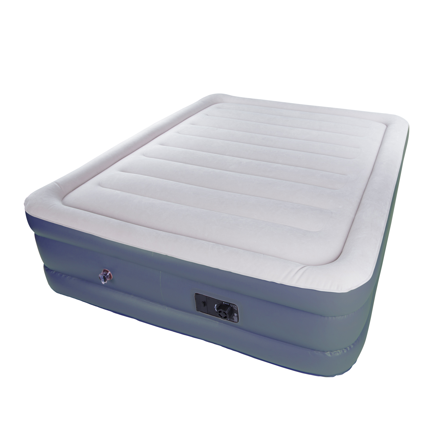 Baby Mattress Kmart Stansport Double High Deluxe Air Bed Built In Pump