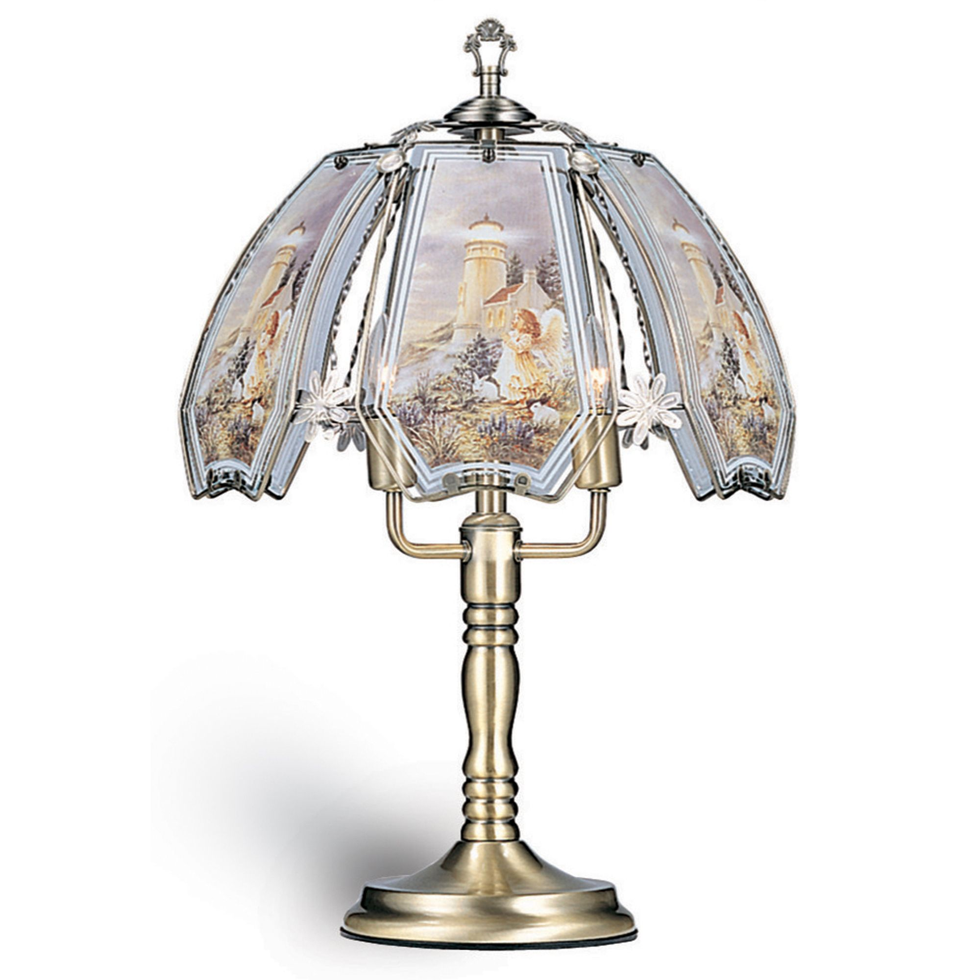 Lighthouse Touch Lamp Ore 23 5 Quot Touch Lamp Lighthouse