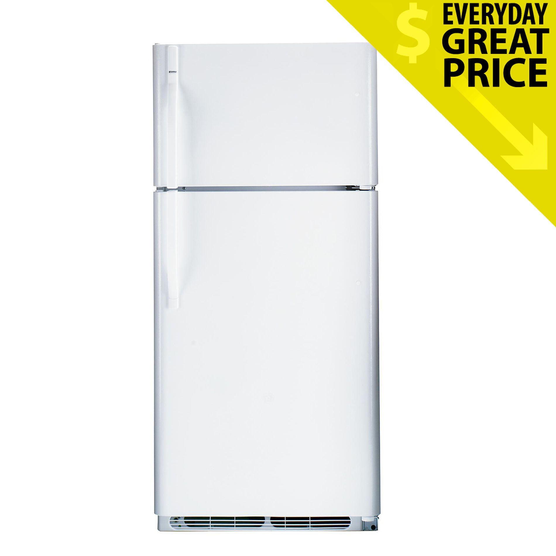 Kmart Freezer Kenmore Top Freezer Refrigerator 18 2 Cu Ft 6580 Sears
