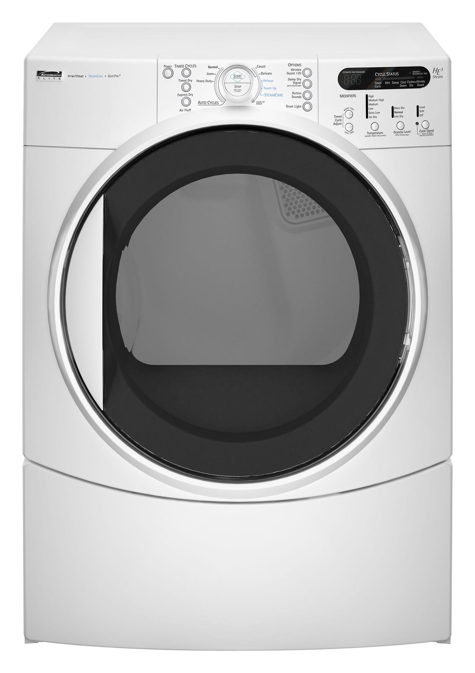kenmore elite he3 washer repair manual