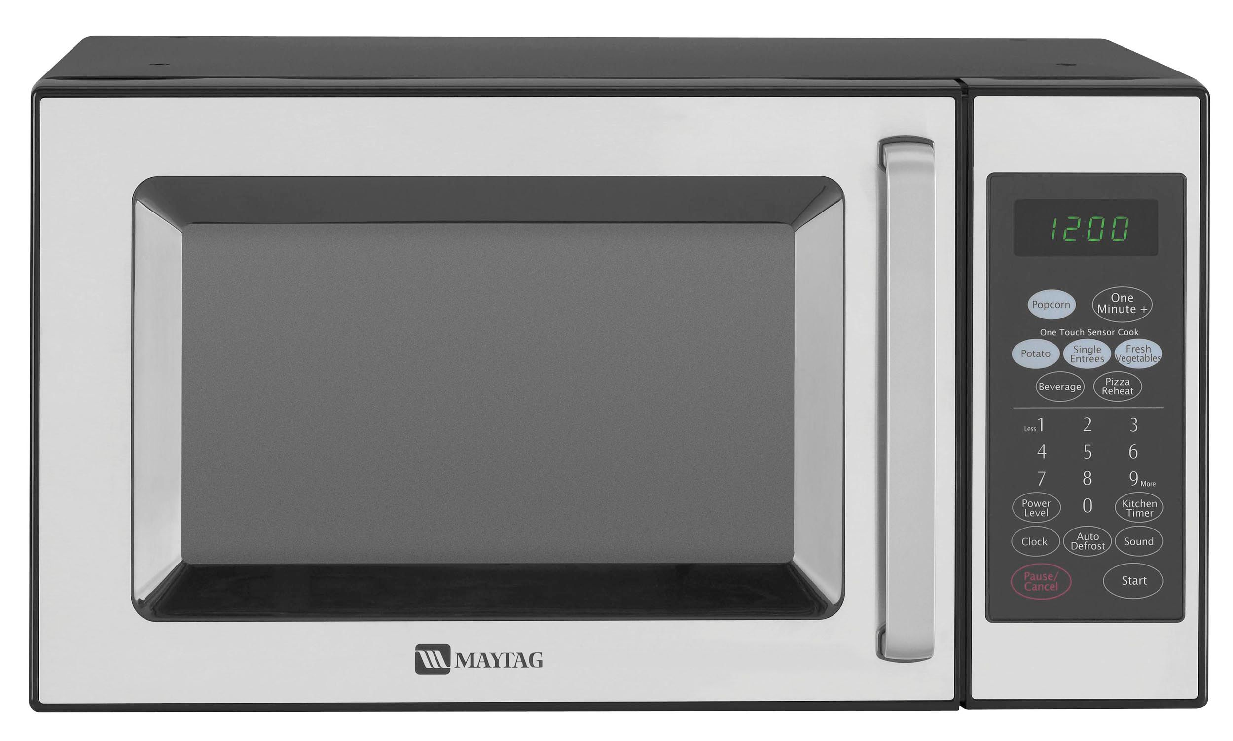 Maytag Mmc5080aas 8 Cu Ft Countertop Microwave American Freight Sears Outlet