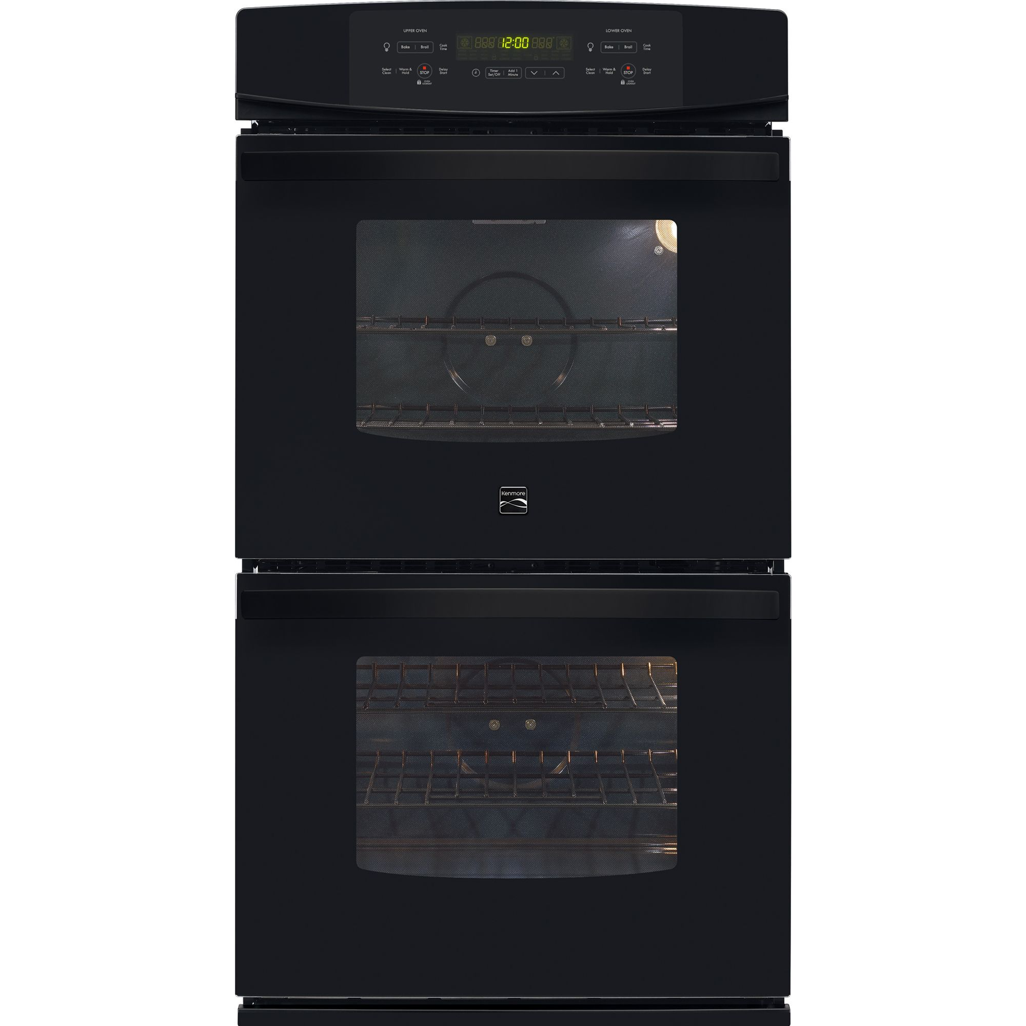 Kenmore 48769 27quot Self Cleaning Double Electric Wall Oven