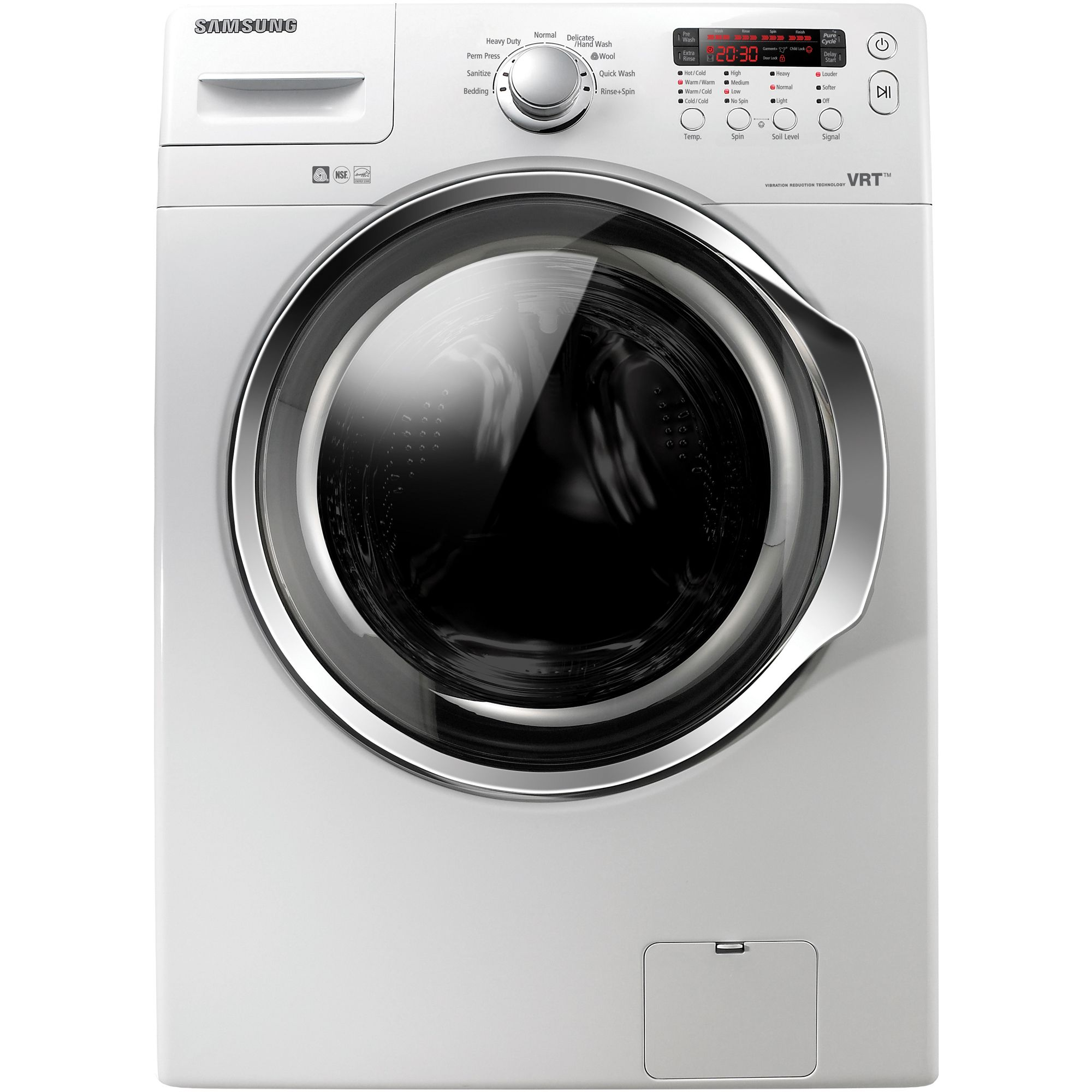 Samsung Front Load Washer Check Out Samsung 3 7 Cu Ft Front Load Washer Shopyourway