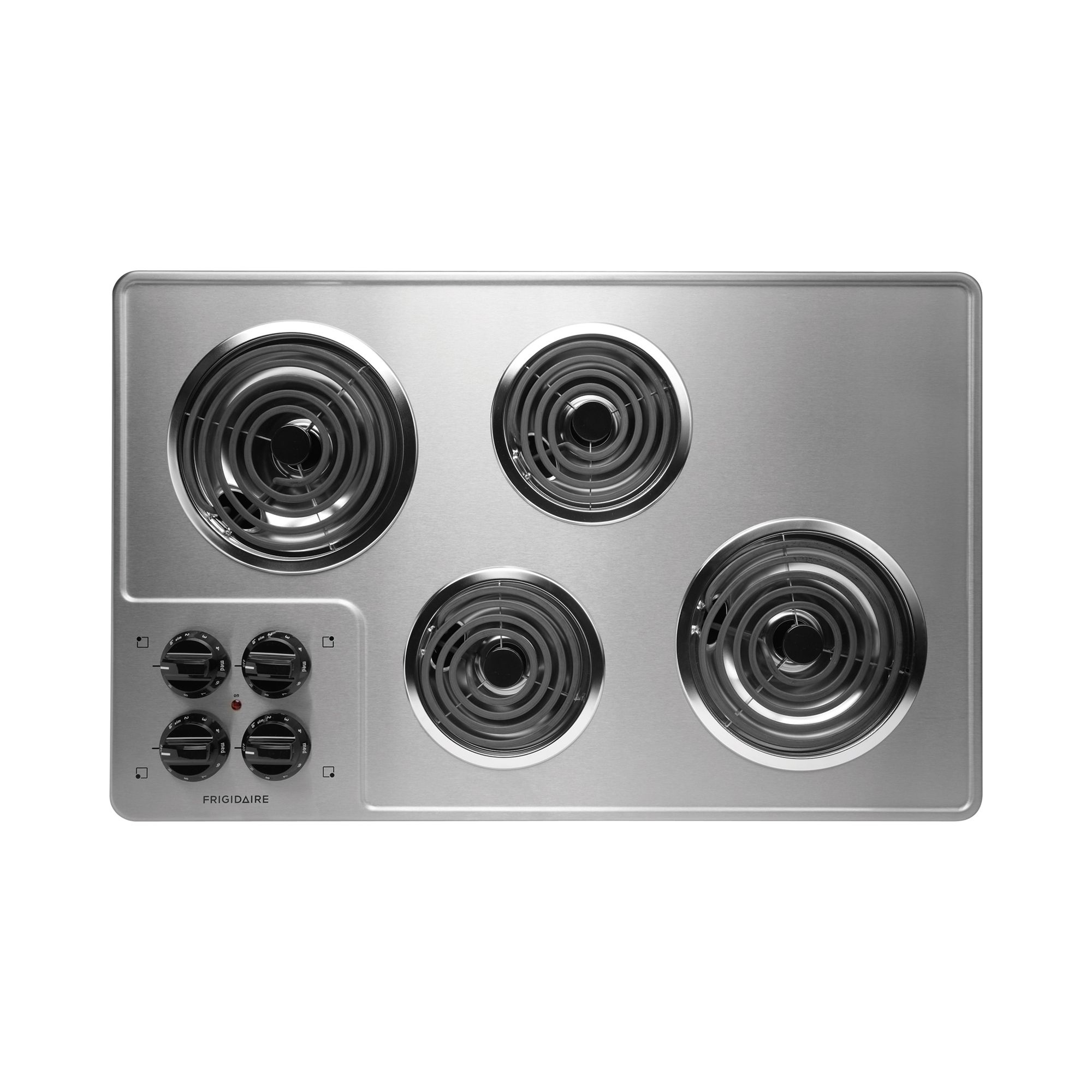 Cheap Electric Cooktops Frigidaire Ffec3205ls 32 Electric Cooktop Sears Outlet
