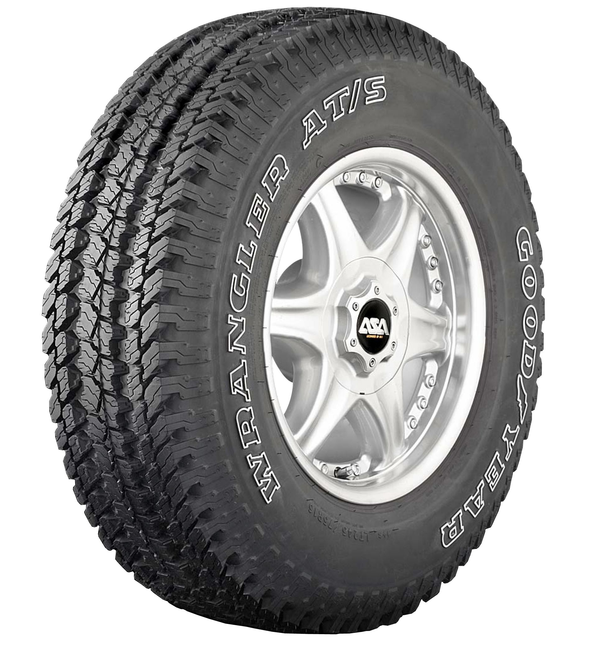 Collection Baby Card 2017 Goodyear Wrangler At S Tire P265 70r17 113s Bsw