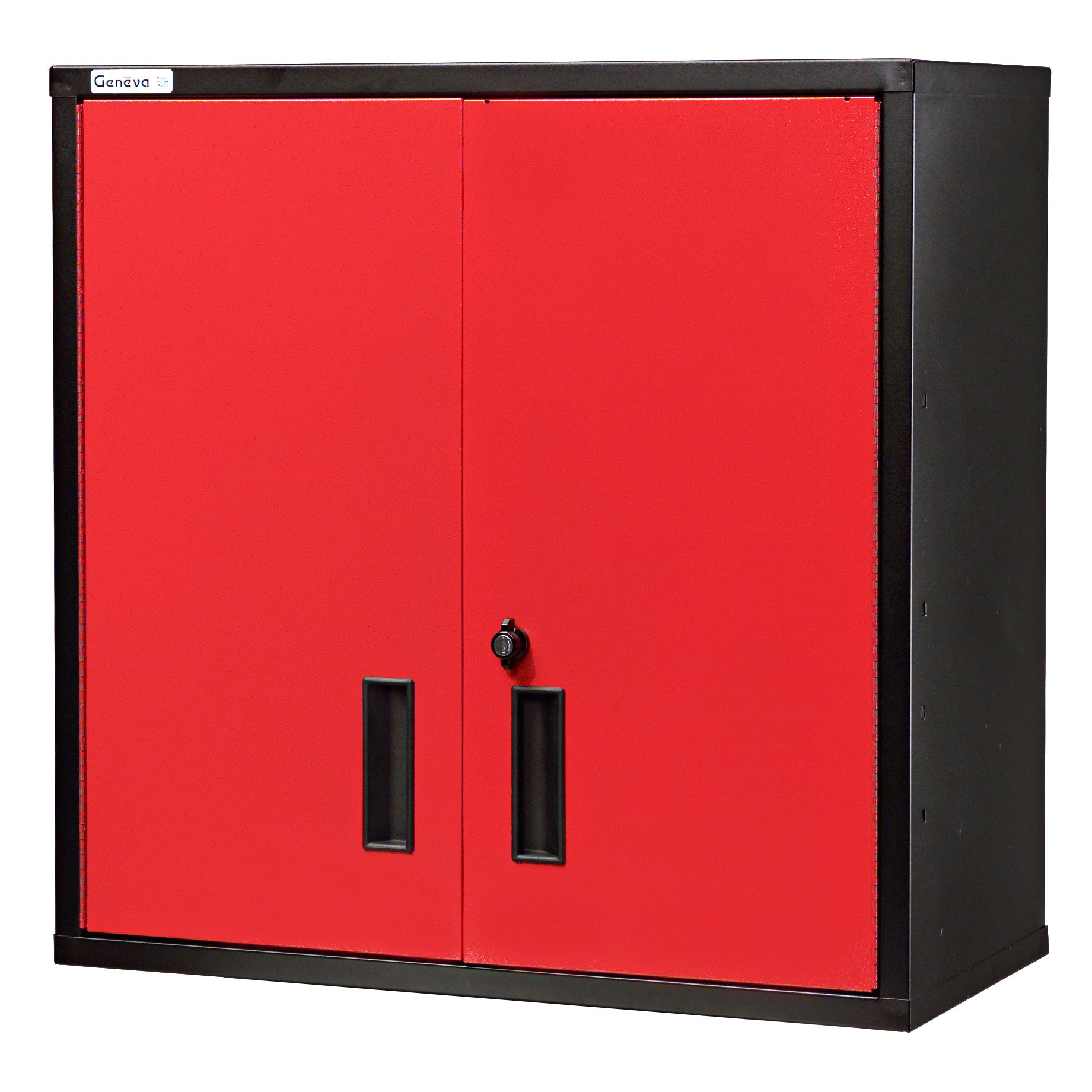 Craftsman Garage Wall Organizer Geneva 30 Quot X 30 Quot Wall Storage Cabinet Red While