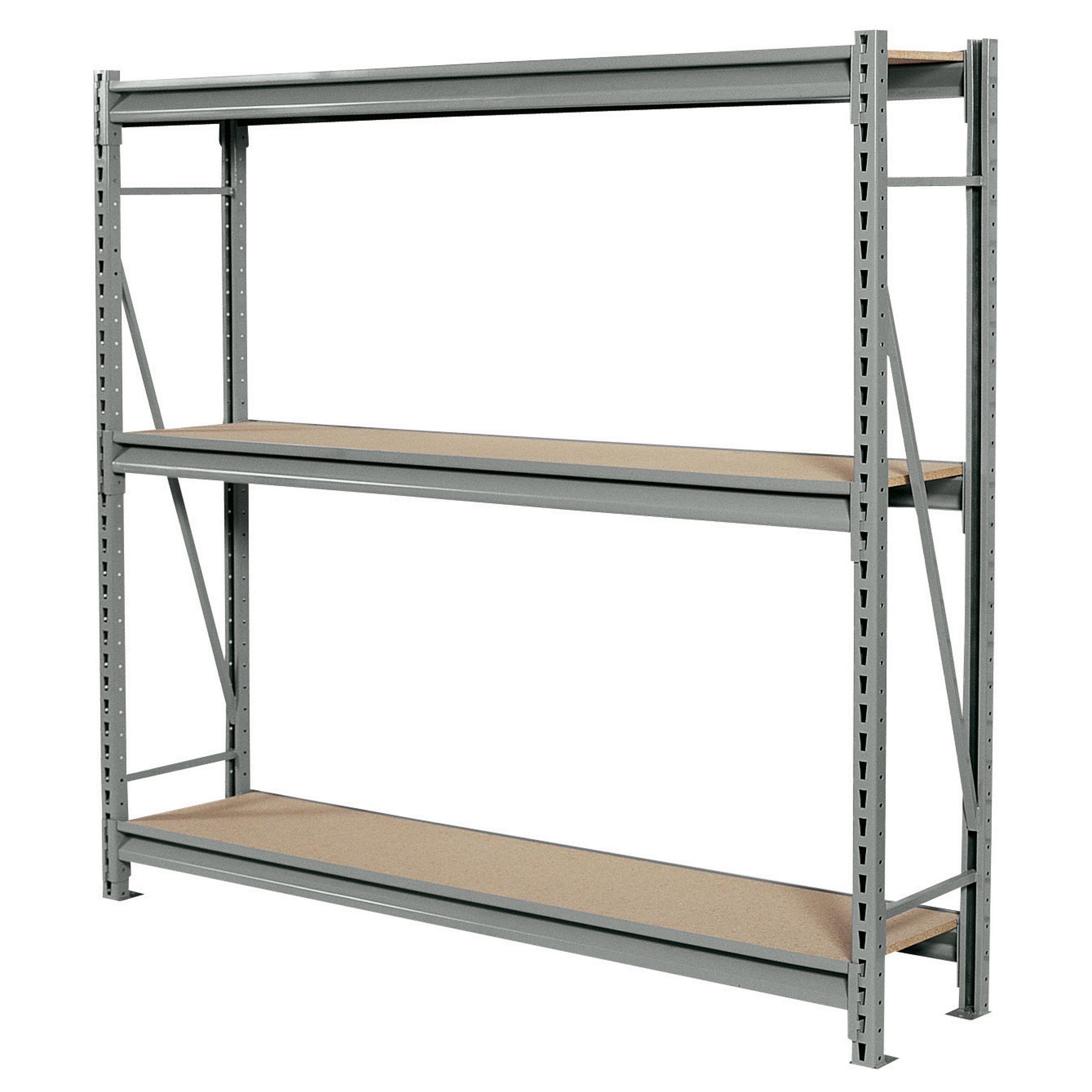 Gorilla Garage Racks Metal Shelving Keep Organized With Garage Shelving From Sears
