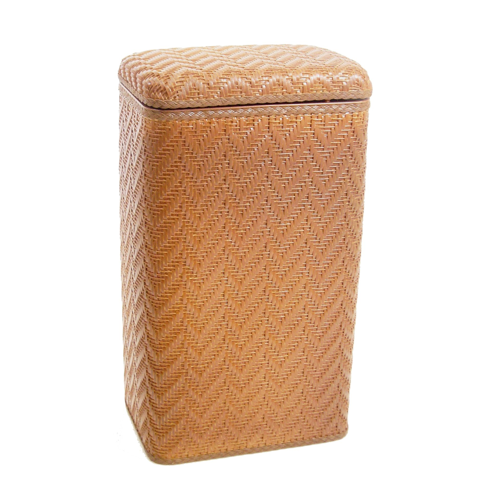 Elegant Laundry Hamper Redmon Elegante Apartment Hamper Nutmeg Home