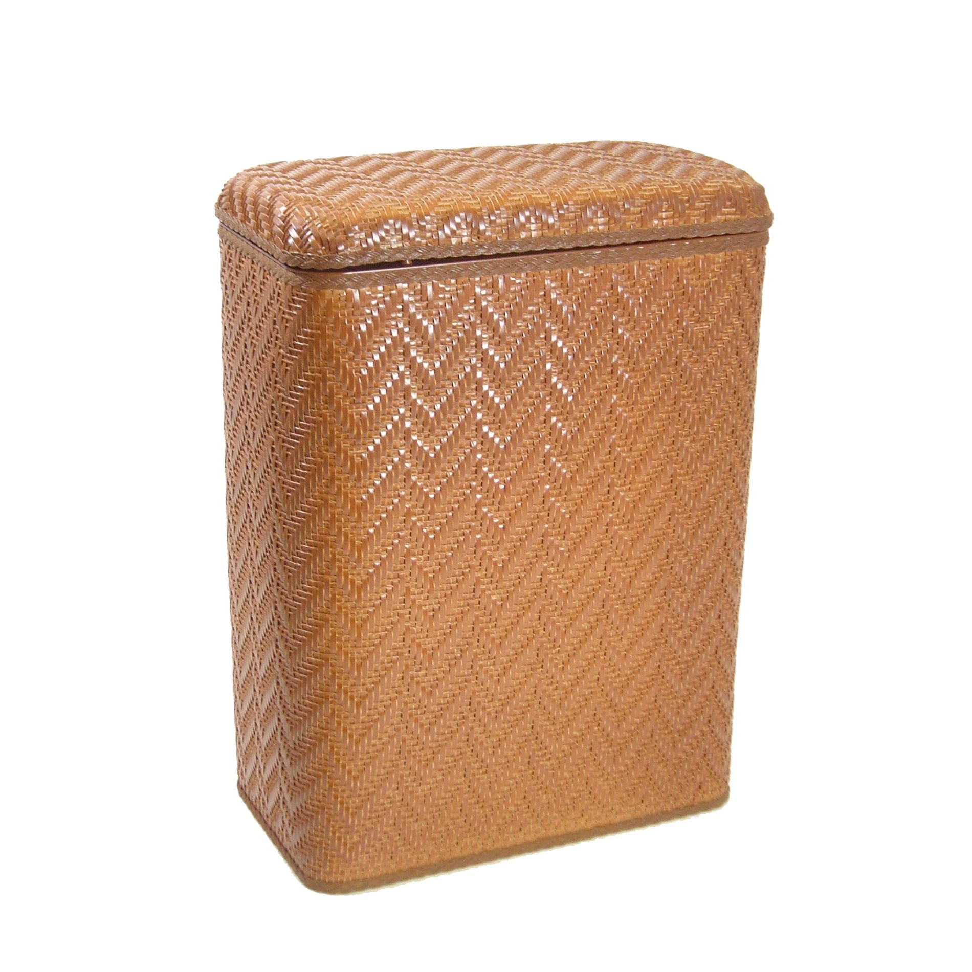 Elegant Laundry Hamper Redmon Elegante Hamper Nutmeg Home Furniture