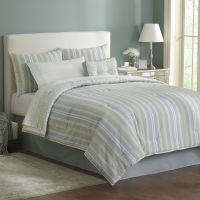 Jaclyn Smith Seersucker Comforter Set