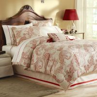 Jaclyn Smith Paisley Comforter Set