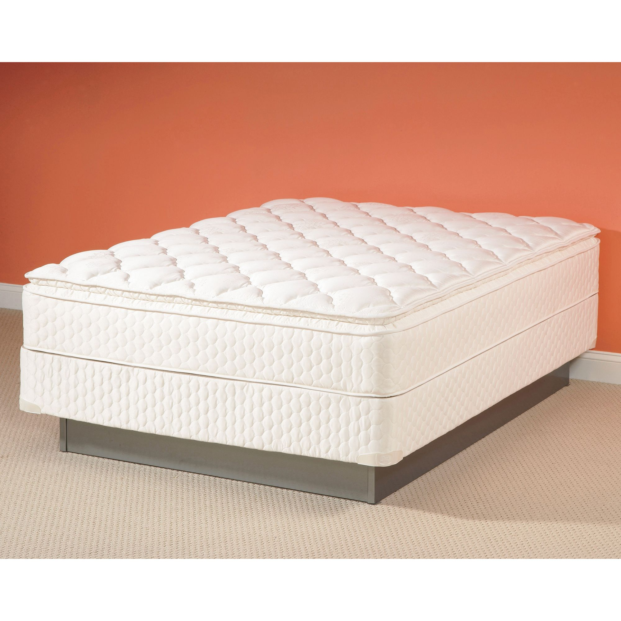 Low Profile Innerspring Mattress Sealy Low Queen Box Spring Sears