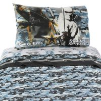 Hasbro Gi Joe Ninja Twin Sheet Set - Home - Bed & Bath ...
