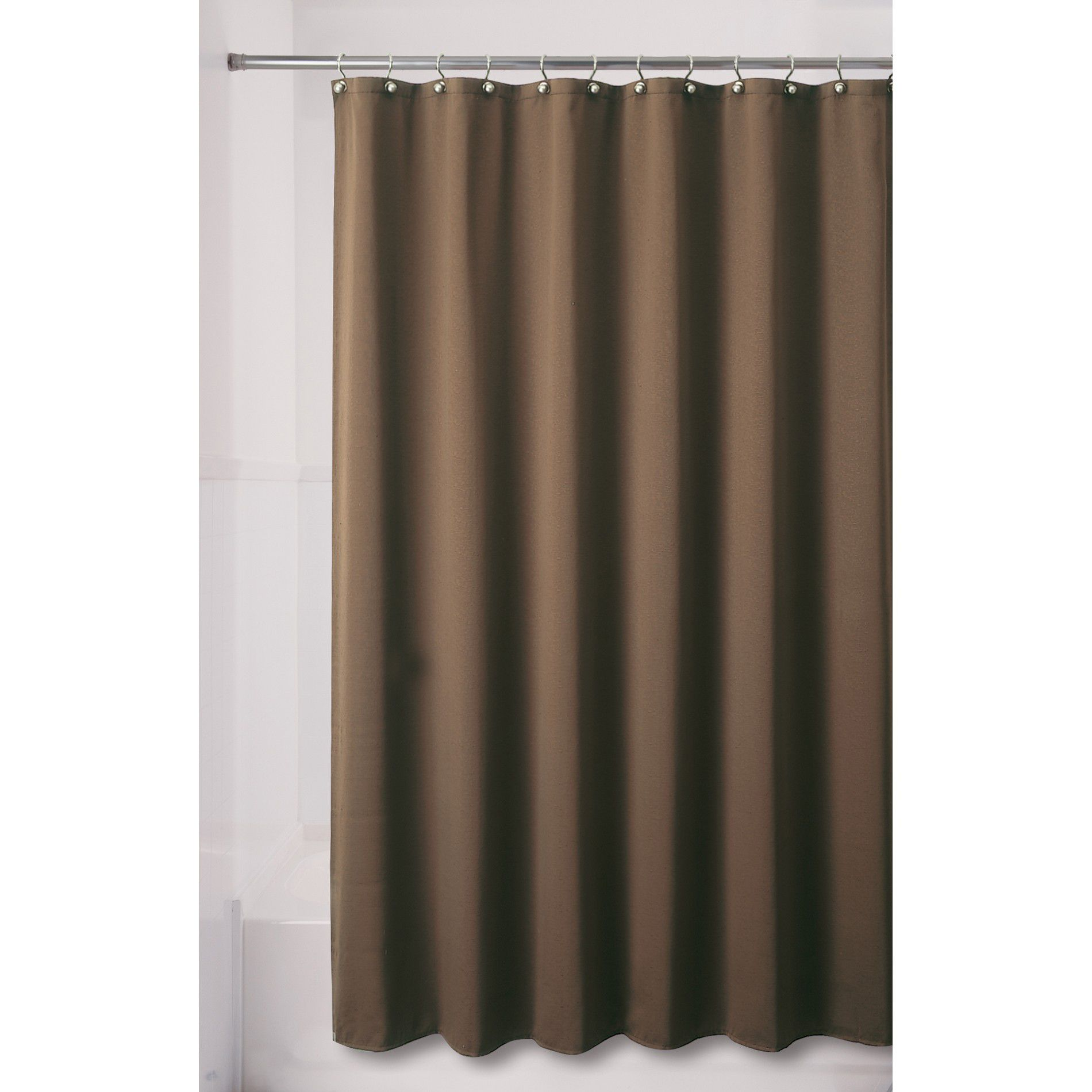 Earth Tone Curtains Essential Home Shower Curtain Earth Fabric Home Bed