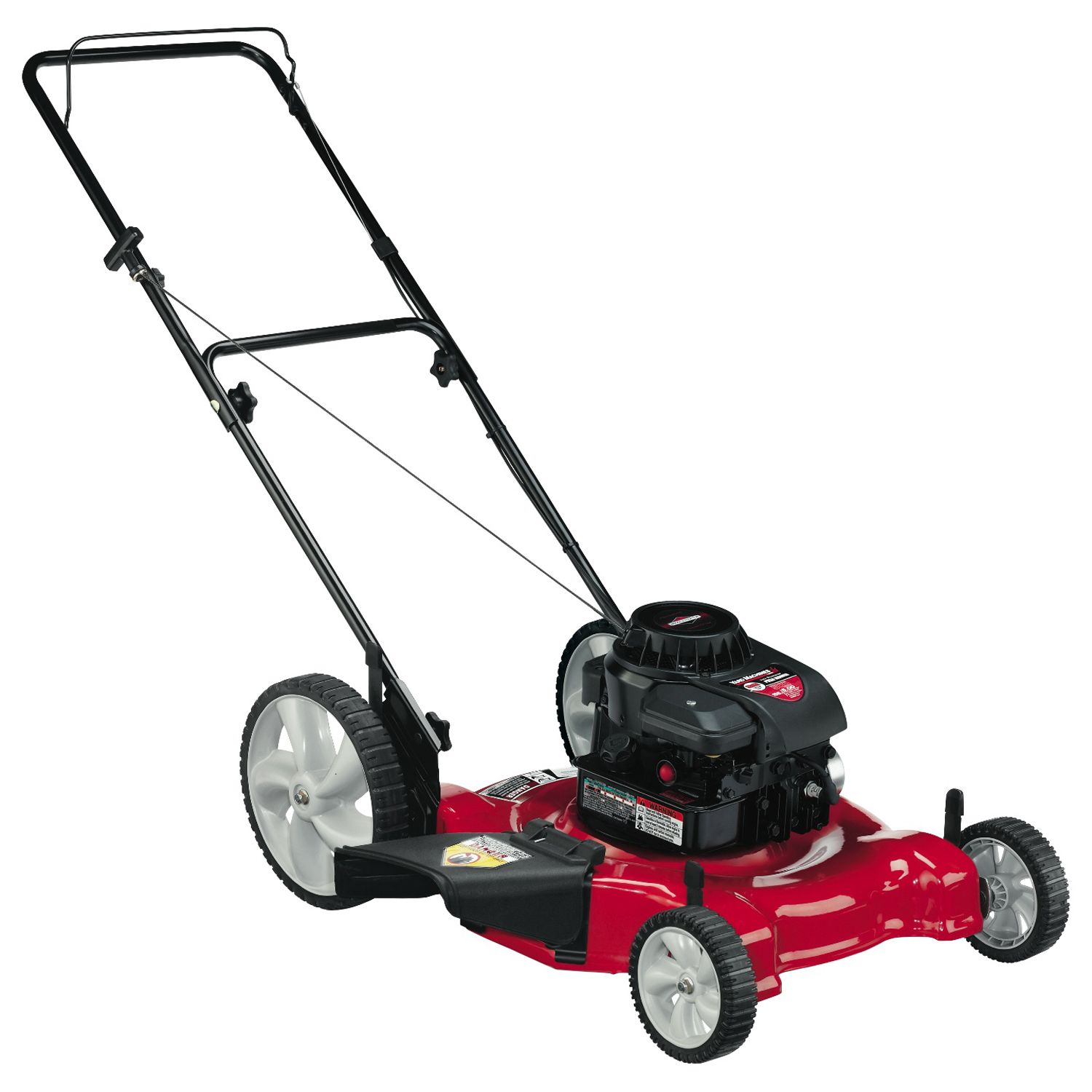 Yard Machine Lawn Mower Yard Machines 5 Hp 22 Quot Briggs And Stratton 2 In 1 High