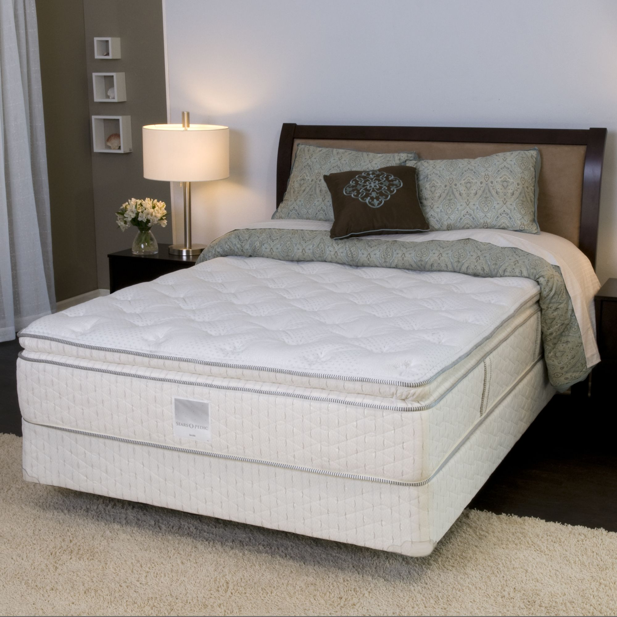 Mattress Firm Cincinnati Sears O Pedic 951063 350 Queen Mattress Firm Pillowtop Ii