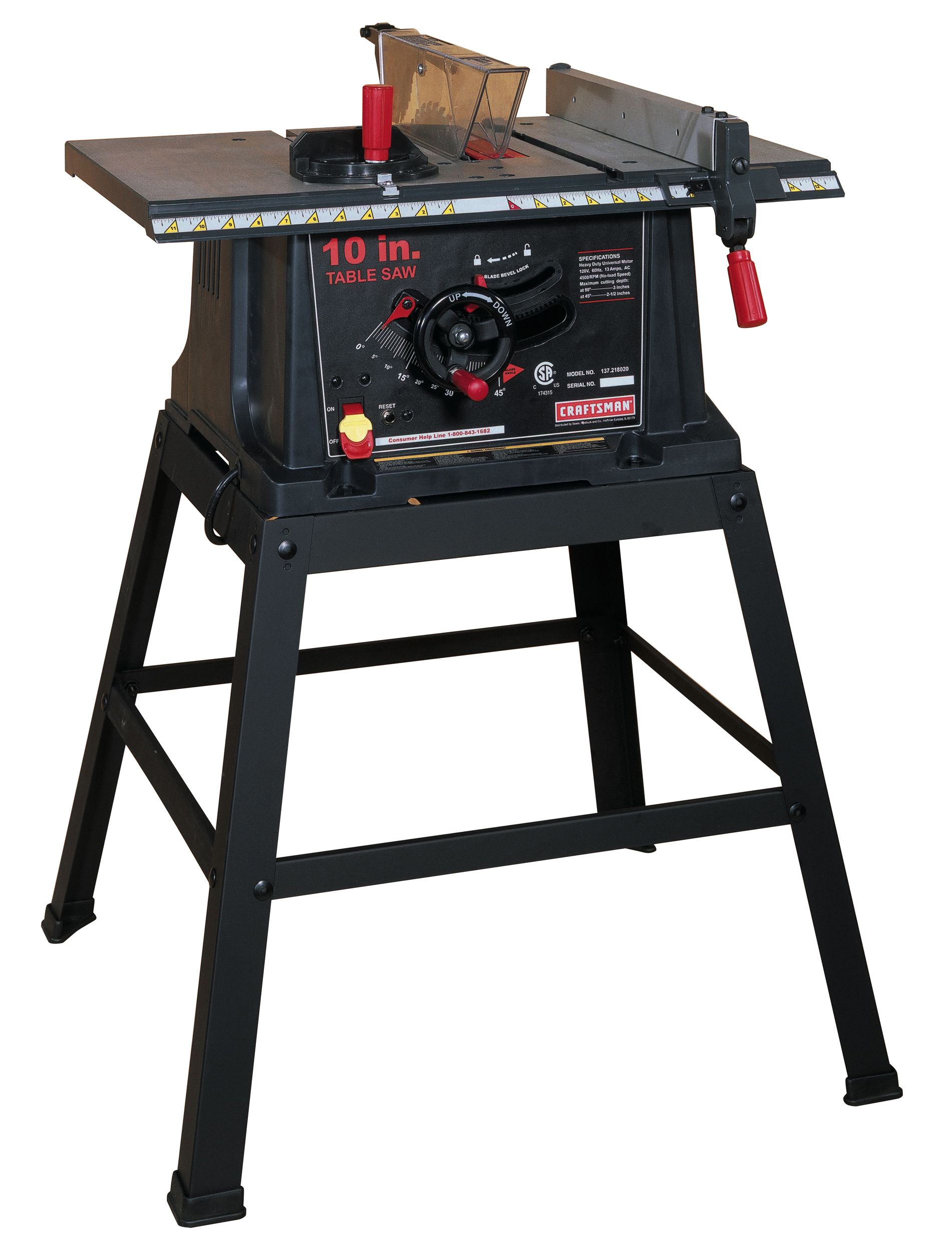 table saw wiring diagram