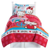 July 2013 - Hello Kitty Bedding Set