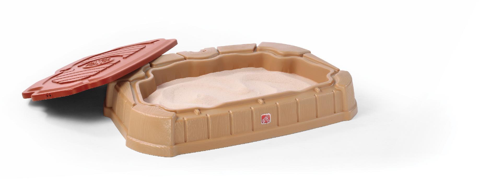 Step 2 Naturally Playful Little Dunes Sand Box Toys