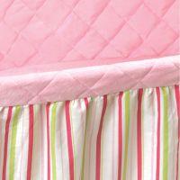 Badger Basket Embrace Bassinet with Stripe and Pink ...