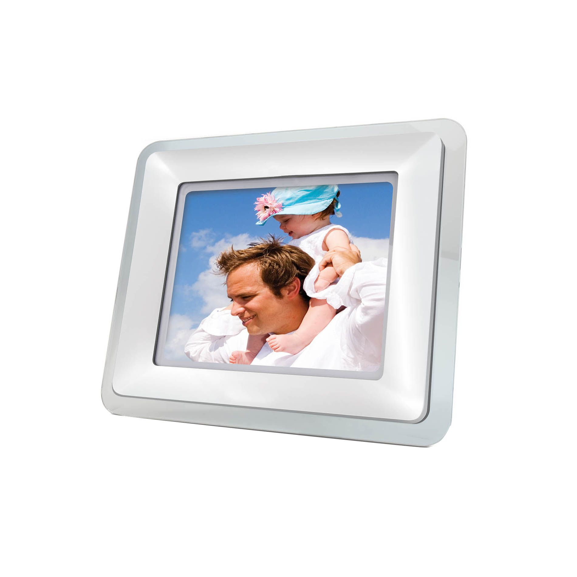 Kmart Digital Photo Frame Coby 5 6 In Digital Photo Frame With Mp3 Player Vinyl
