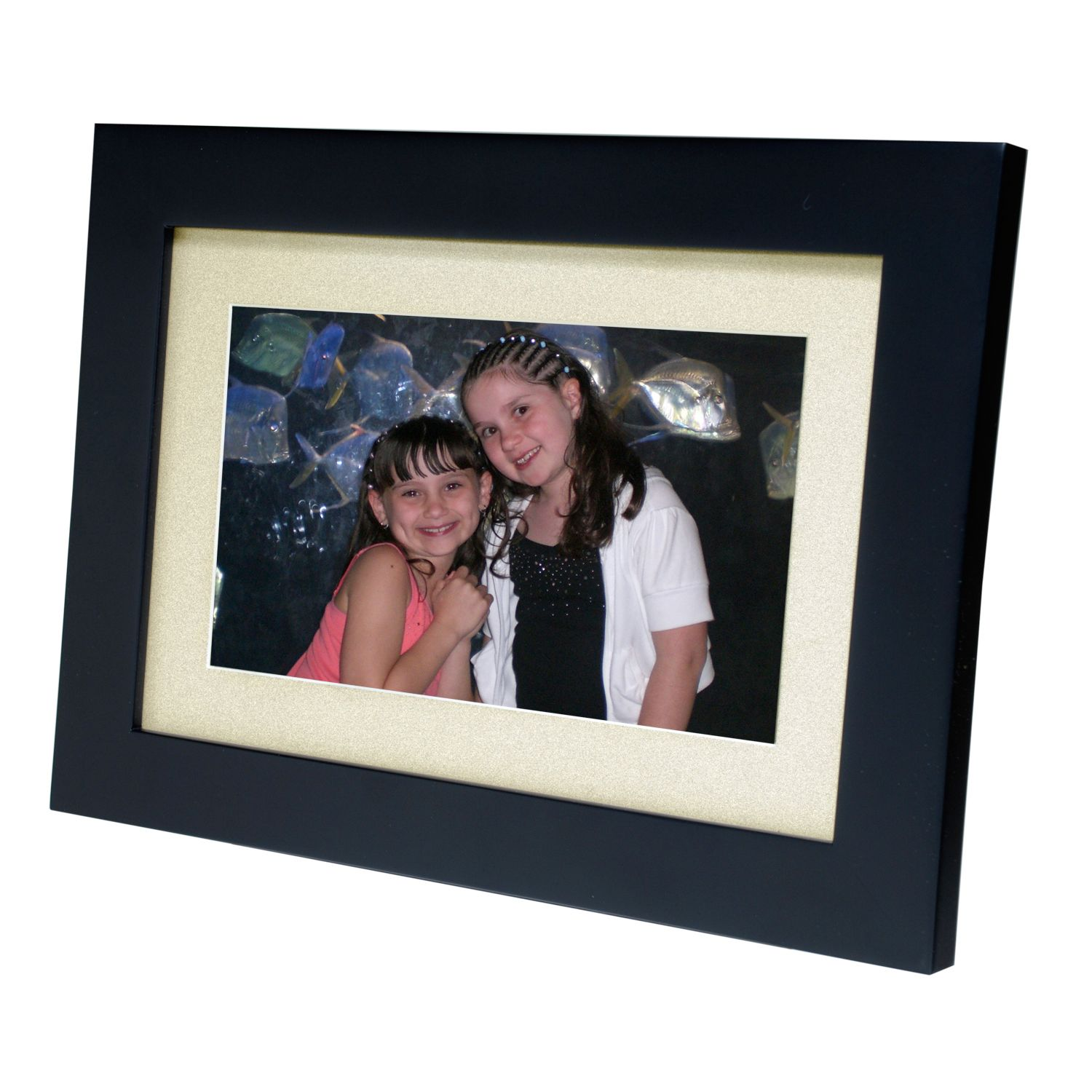 Kmart Digital Photo Frame Smartparts 8 5 In Digital Picture Frame Black Tvs