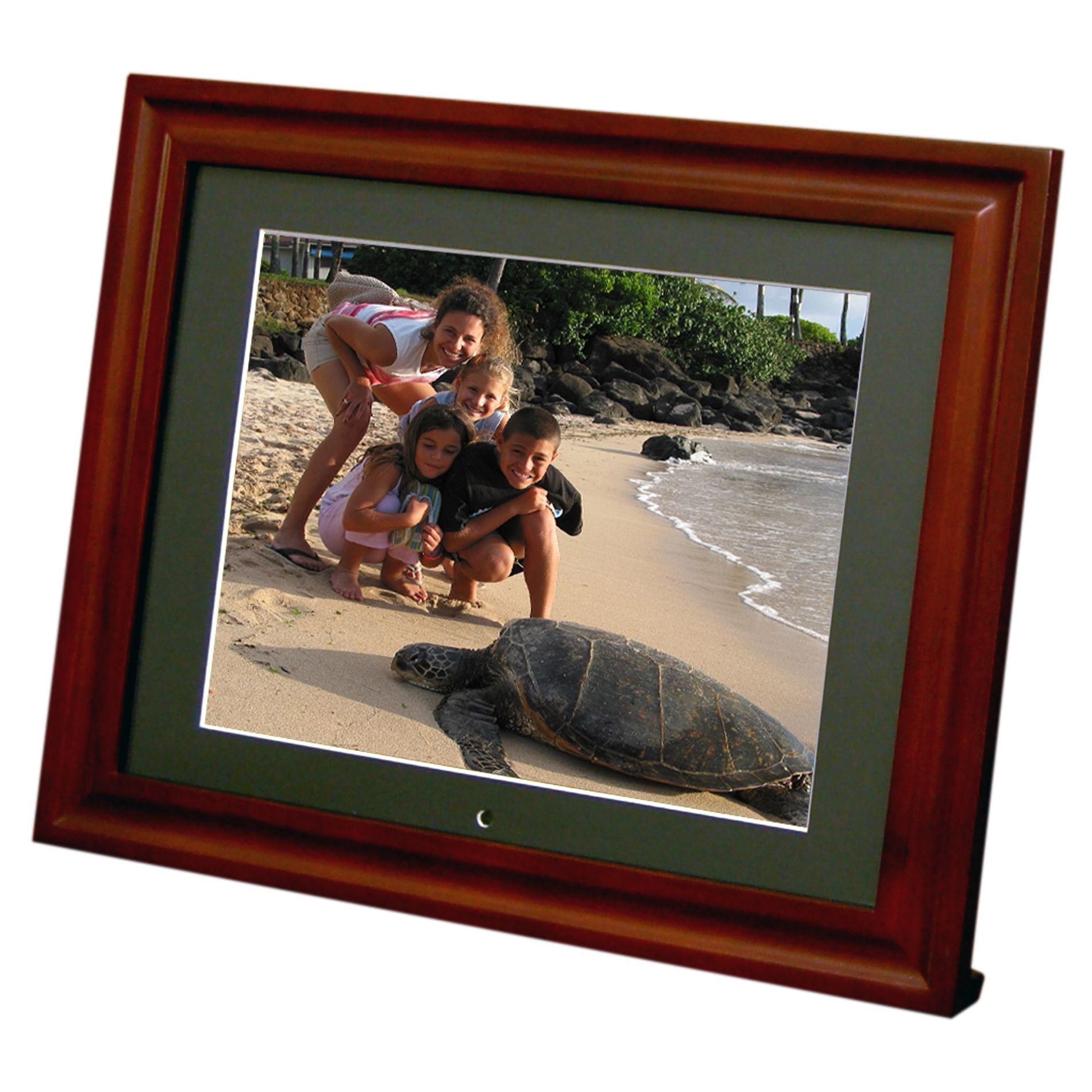 Kmart Digital Photo Frame Portable Usa 15 Quot Wooden Bluetooth Wireless Digital Picture