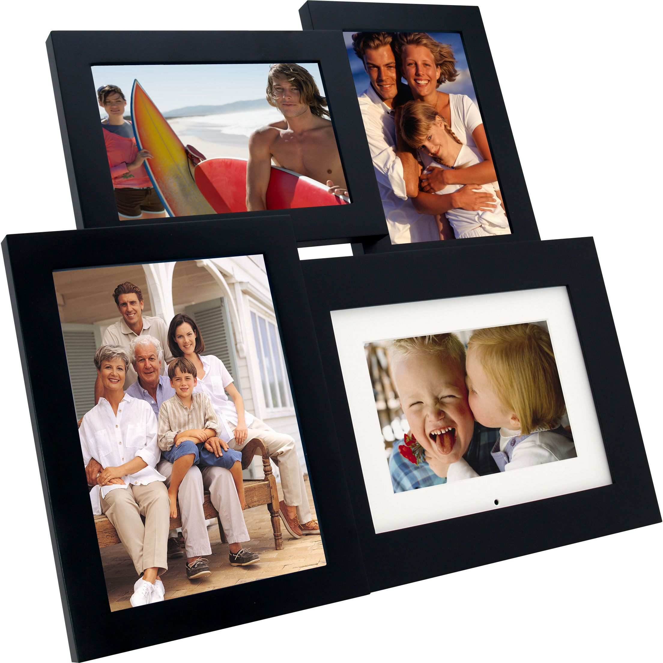 Kmart Digital Photo Frame Pandigital 7 In Lcd Digital Picture Frame With Remote