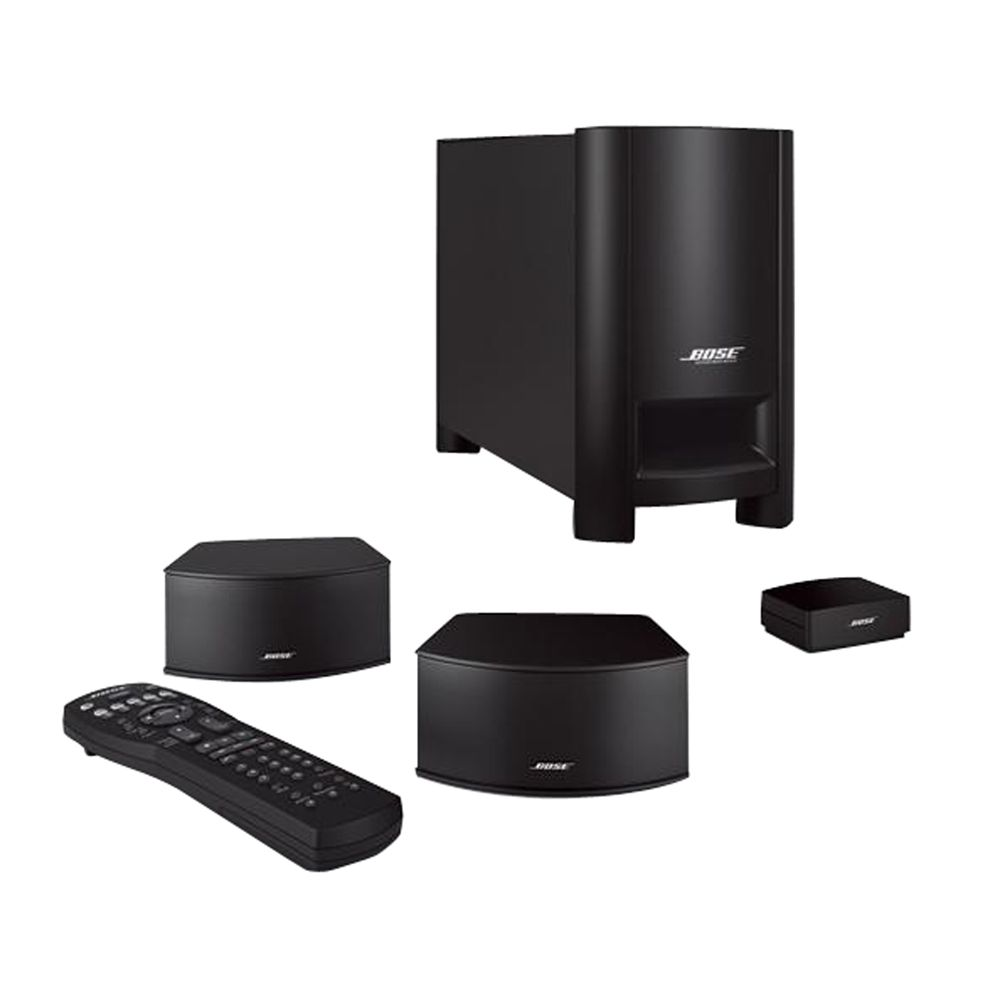 Bose Home Cinema Bose 320573-1100 Cinemate® Gs Series Ii Digital Home Theater Speaker System - 2.1 Channel