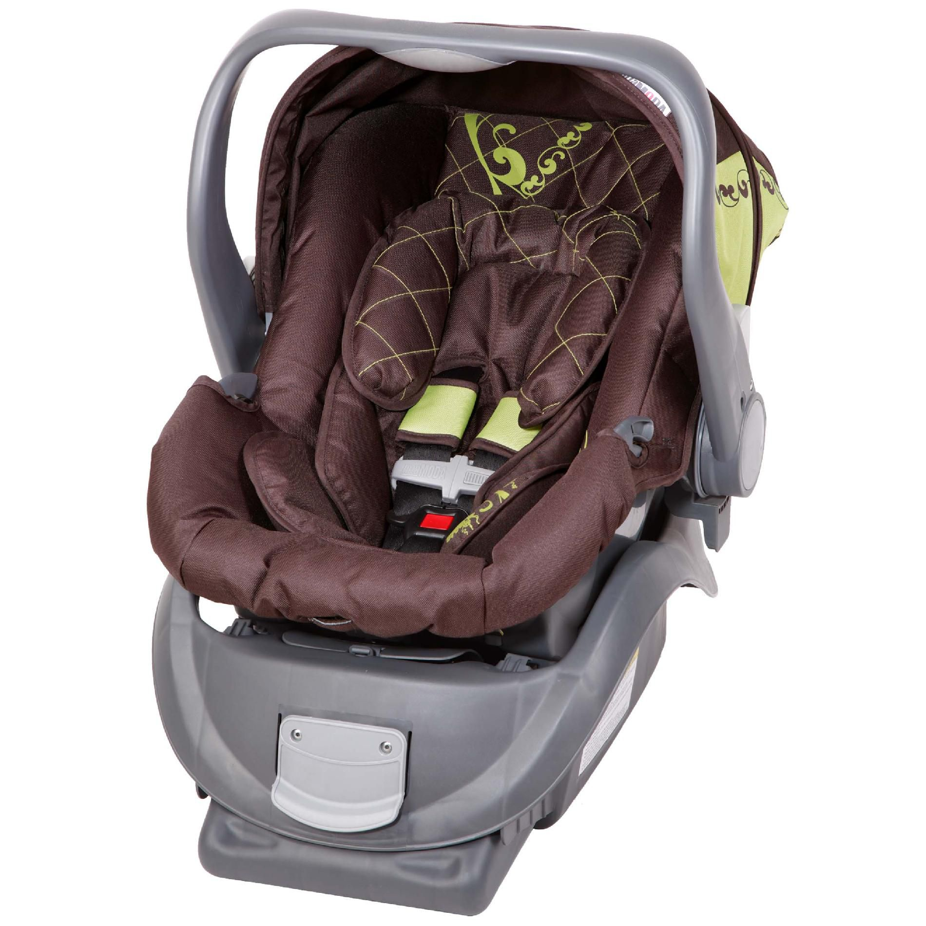 Newborn Car Seat Road Trip Mia Moda Certo Infant Car Seat In Brown Baby Baby Gear