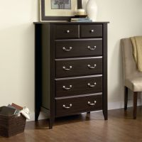 Jaclyn Smith Bedroom 5 Drawer Chest: Elegance and Function ...