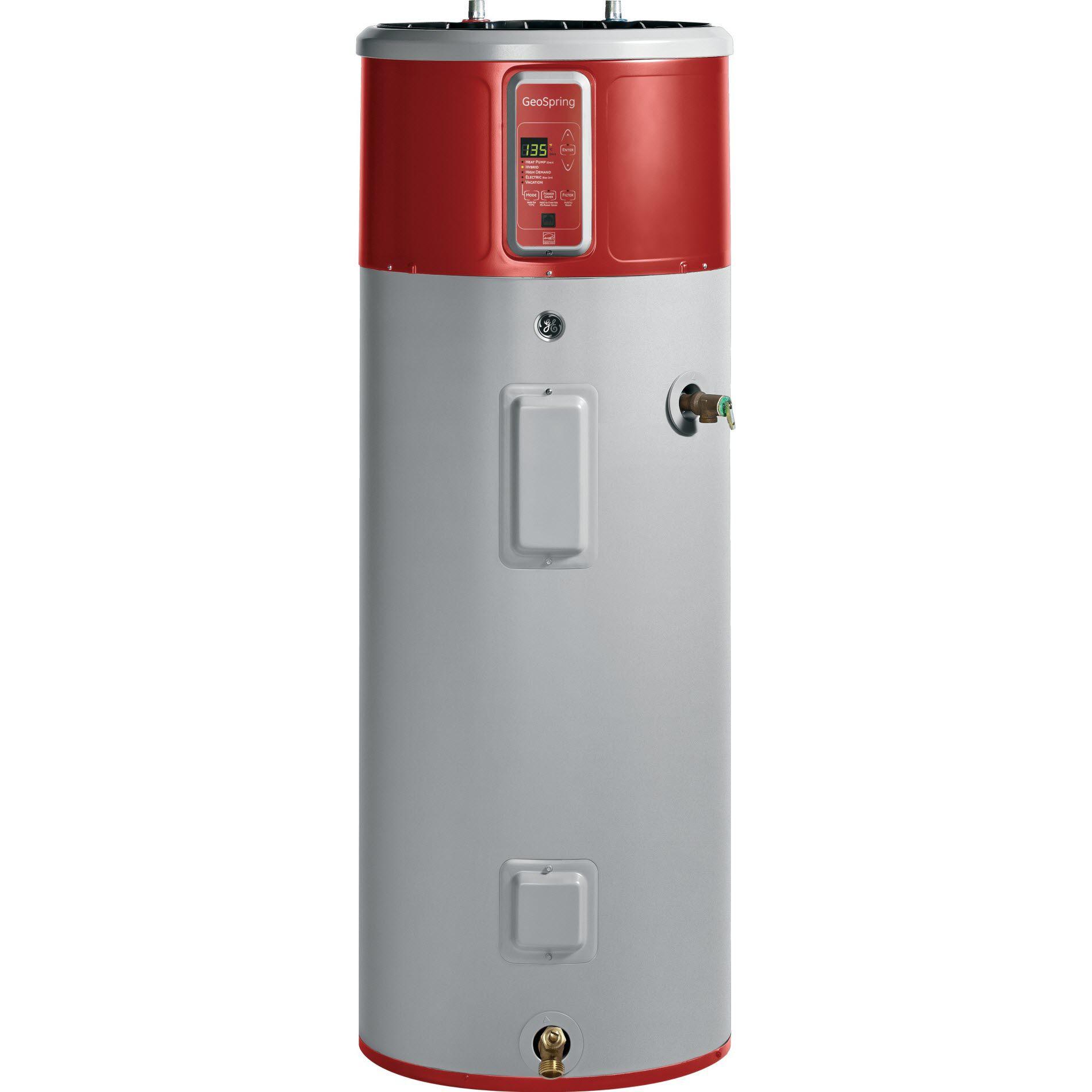 Ge Geospring 50 Gal Hybrid Electric Heat Pump Water