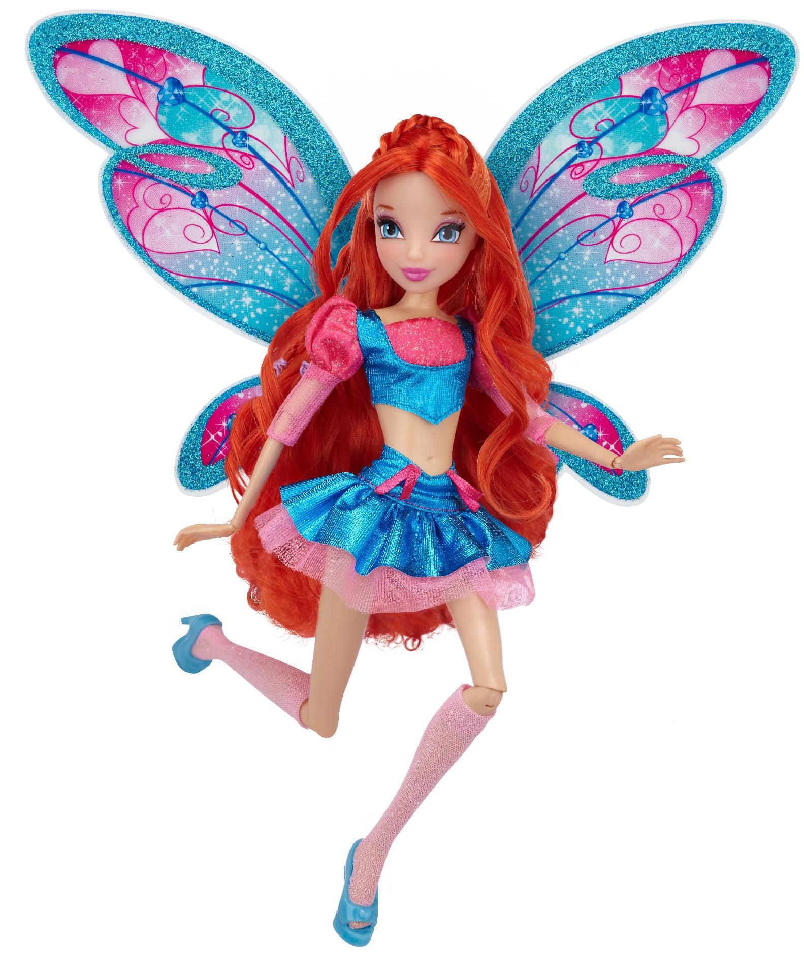 Bloom Accessoires Winx Club 11 5 Quot Deluxe Fashion Doll Boom Toys And Games