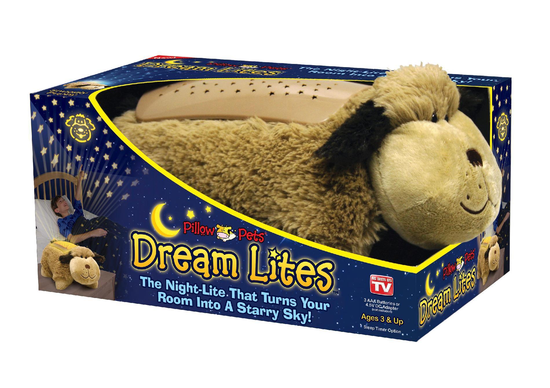 Pillow Pet Dream Lites: A Snuggly Nightlight for Children