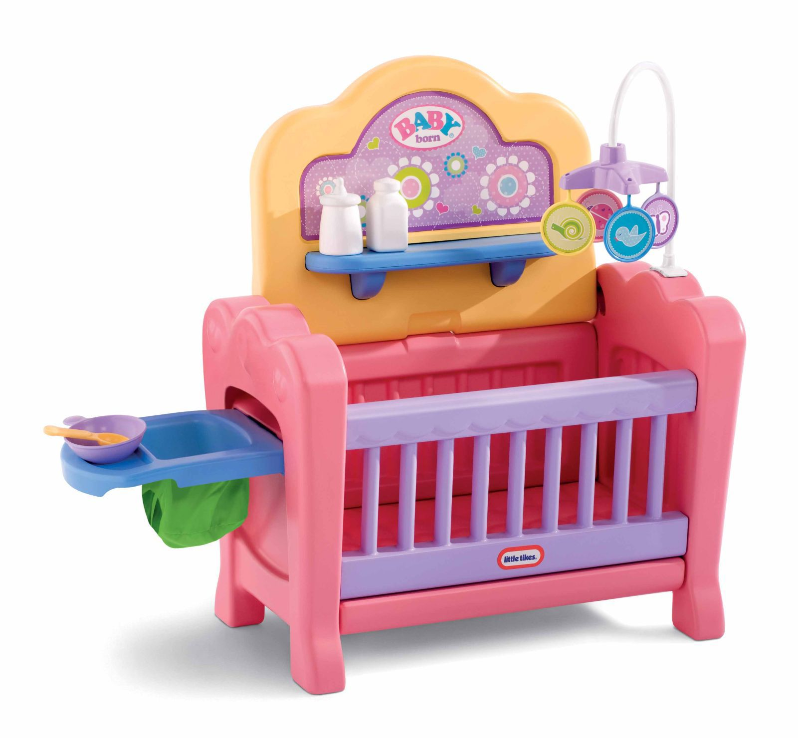 Baby Born Küche Neu Little Tikes 4 In 1 Baby Born Nursery