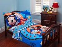 Disney Baby Mickey Mouse Toddler Bed Set - Baby - Baby ...