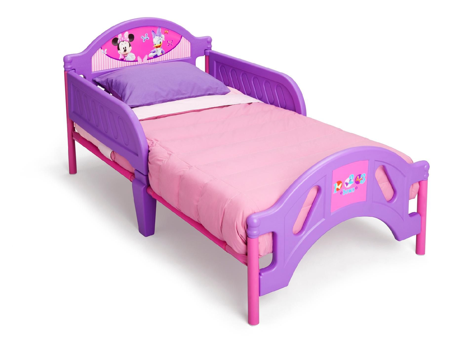 Cheap Toddler Beds Delta Minnie Mouse Toddler Bed