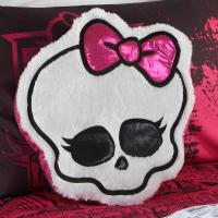 Monster High Girls' Skull Pillow: What Ghoul Is Meant To ...