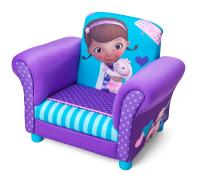 Delta Children Doc McStuffins Upholstered Chair