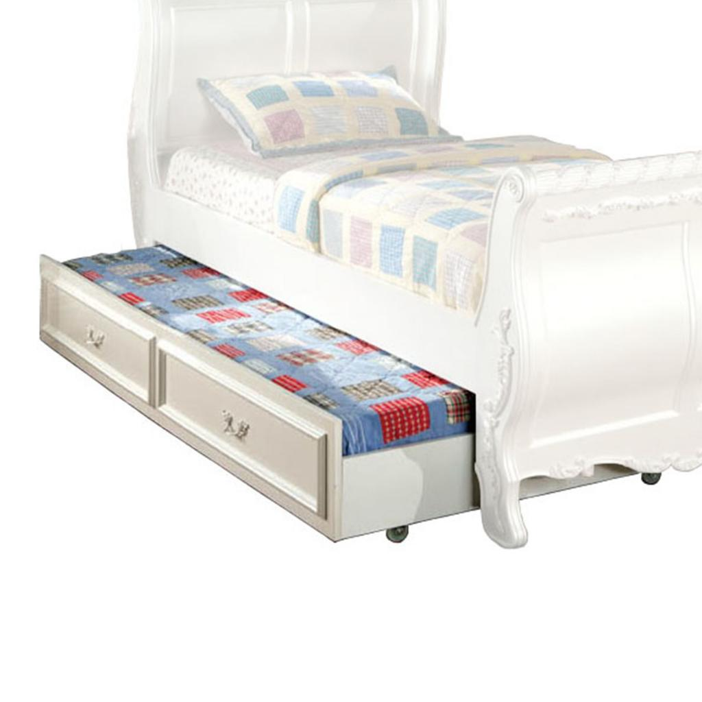 Pull Out Bed Under Bed Venetian Worldwide Alexandra Twin Trundle