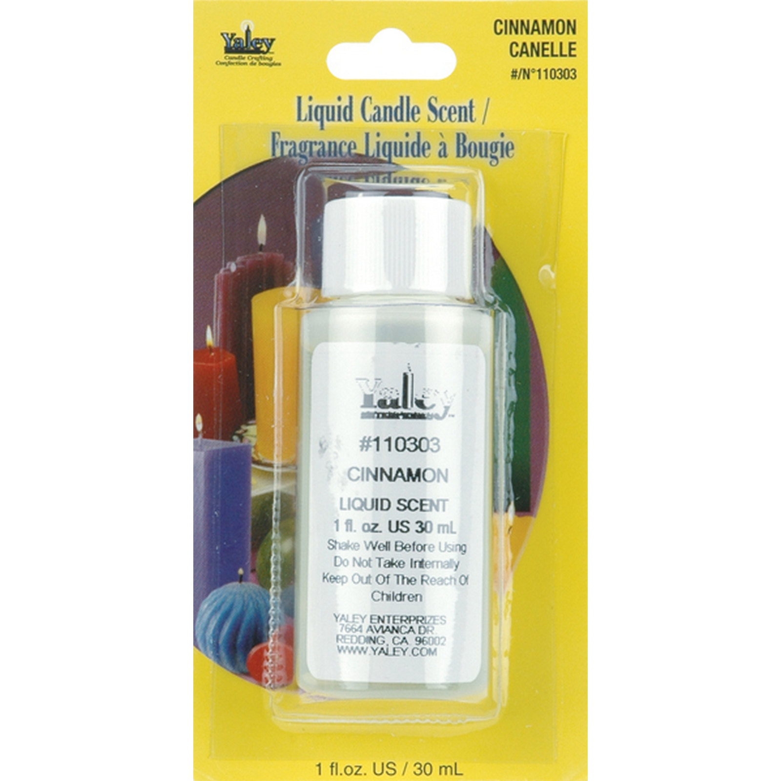 Candle Making Kit Kmart Liquid Candle Scent 1 Ounce Bottle Cinnamon