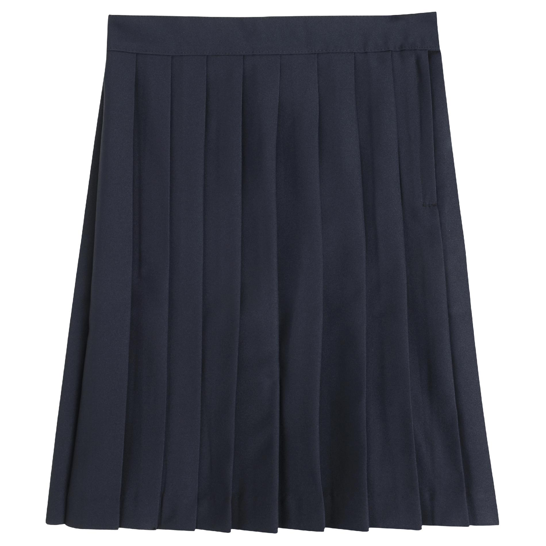 School Skirts Kmart At School By French Toast Juniors Pleated Skirt